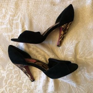 Betsey Johnson Vero Cuoio Shoes